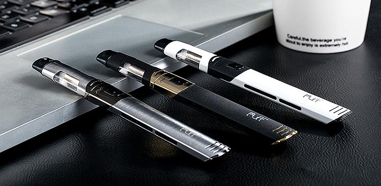 KIT - PUFF AVATAR 2 550mAh Deluxe Single Kit ( Black )