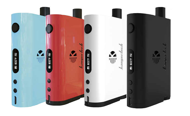 KIT - Kanger NEBOX 60W Temperature Control Box Mod ( Black )