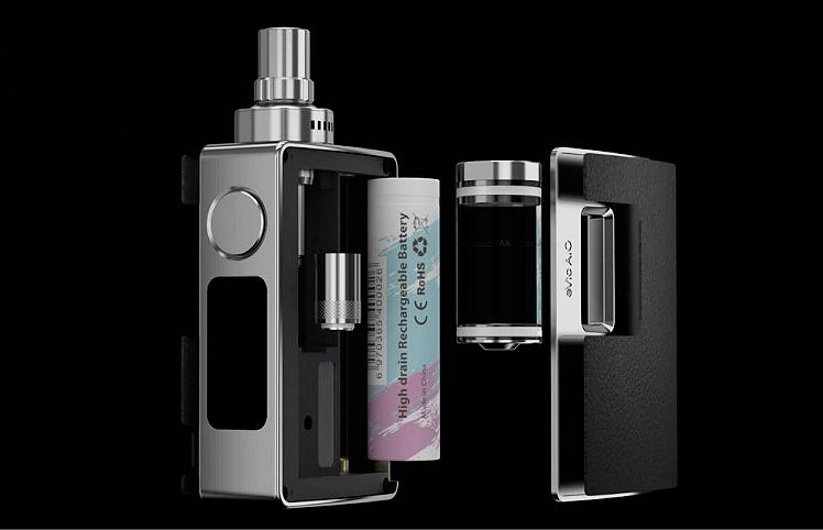 KIT - JOYETECH eVic AIO ( Black )