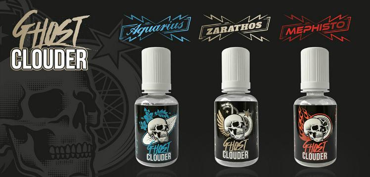 D.I.Y. - 30ml ZARATHOS eLiquid Flavor by Ghost Clouder