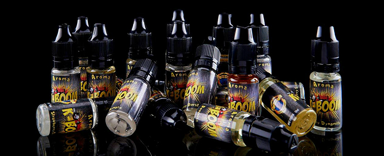 D.I.Y. - 10ml BOOMBERRY eLiquid Flavor by K-Boom