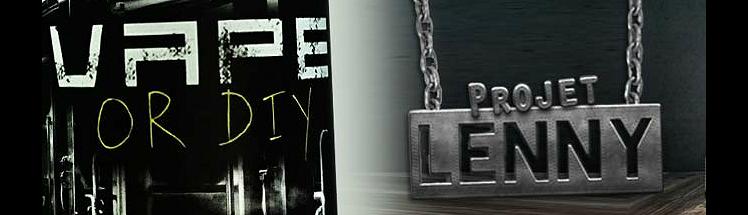 D.I.Y. - 50ml PROJET LENNY eLiquid Flavor by Nicoflash