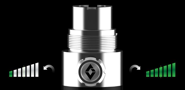 ΑΞΕΣΟΥΆΡ / ΔΙΆΦΟΡΑ - Artisan eGo Booster Μπαταρίας 3.3V - 4.7V ( ΜΑΥΡΟ )