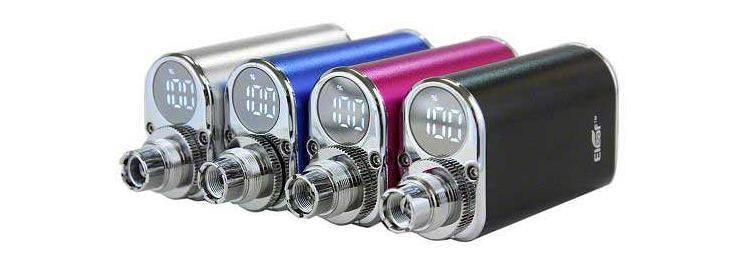 KIT - Eleaf Mini iStick 10W - 1050mA VV ( ΜΠΛΕ )