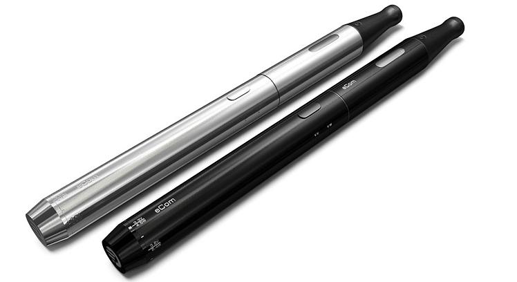 KIT - JOYETECH eCom 1000mA VV / VW Double Kit (Black)