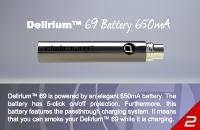 KIT - delirium 69 Classic ( Μονή Κασετίνα ) εικόνα 4