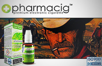 30ml RED TOBACCO 18mg eLiquid (With Nicotine, Strong) - eLiquid by Pharmacig εικόνα 1