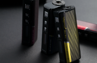 KIT - Vapros iBox Mini 30W Sub Ohm - 2000mAh VV/VW ( Black ) εικόνα 2