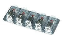 ΑΤΜΟΠΟΙΗΤΉΣ - 5x KANGER Vertical OCC Atomizer Heads V2 (1.2Ω) εικόνα 1