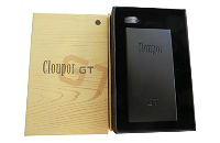 KIT - Cloupor GT 80W TC ( Black ) εικόνα 1