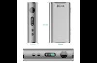 KIT - Eleaf iStick Sub Ohm 100W - Dual 18650 VV/VW ( Silver ) εικόνα 3