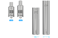 KIT - Joyetech eGo ONE CT 1100mAh Constant Temperature Kit ( Stainless )  εικόνα 6