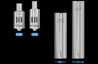 KIT - Joyetech eGo ONE CT 2200mAh Constant Temperature Kit ( Stainless )  εικόνα 5