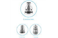 KIT - Joyetech eGrip OLED CL 30W VV/VW ( Stainless ) εικόνα 6