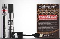 KIT - delirium Swiss & Slim V2 ( Single Kit - Silver ) εικόνα 5