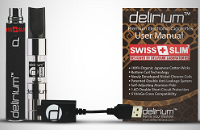 KIT - delirium Swiss & Slim V2 ( Single Kit - Black ) εικόνα 5