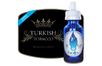 30ml TURKISH 12mg eLiquid (With Nicotine, Medium) - eLiquid by Halo εικόνα 1