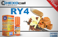 D.I.Y. - 10ml RY4 eLiquid Flavor by HEXOcell εικόνα 1