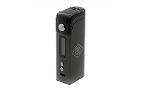 KIT - Council of Vapor TRIDENT Ni200 TC 60W Box Mod ( Black ) εικόνα 2