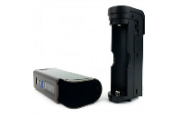 KIT - Council of Vapor TRIDENT Ni200 TC 60W Box Mod ( Black ) εικόνα 4