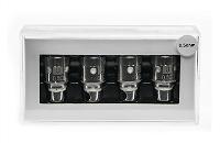 ΑΤΜΟΠΟΙΗΤΉΣ - 4x Atomizer Heads for UWELL Crown ( 0.5 ohms ) εικόνα 1