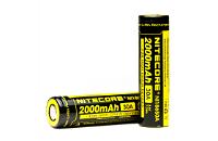 ΜΠΑΤΑΡΙΑ - Nitecore IMR 18650 2000mAh 30A Battery ( Flat Top ) εικόνα 1