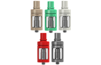 ΑΤΜΟΠΟΙΗΤΉΣ - JOYETECH CUBIS Cupped TC Clearomizer ( Cyan ) εικόνα 1