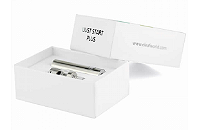 KIT - Eleaf iJust Start Plus Sub Ohm Starter Kit ( Silver ) εικόνα 3