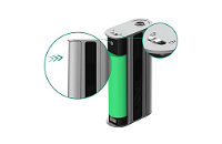 KIT - Eleaf iStick 100W TC Box Mod ( Silver ) εικόνα 6