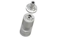 ΑΤΜΟΠΟΙΗΤΉΣ - eXvape eXpromizer V2.1 RBA/RTA ( Brushed Steel ) εικόνα 8