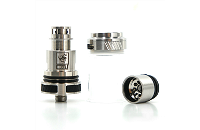 ΑΤΜΟΠΟΙΗΤΉΣ - COUNCIL OF VAPOR Phoenix Ceramic Coil Atomizer ( Stainless ) εικόνα 3