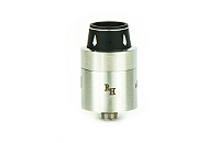 ΑΤΜΟΠΟΙΗΤΉΣ - COUNCIL OF VAPOR Royal Hunter RDA ( Stainless ) εικόνα 1