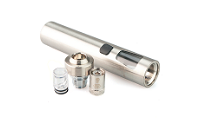 KIT - Joyetech eGo AIO D19 Full Kit ( Stainless ) εικόνα 4