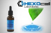 D.I.Y. - 30ml HEXOcell eLiquid Base (50% PG, 50% VG, 10mg/ml Nicotine) εικόνα 1
