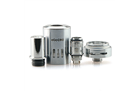 ΑΤΜΟΠΟΙΗΤΉΣ - JOYETECH eGo ONE 1.8ml TC Capable Sub Ohm Atomizer ( Silver ) εικόνα 4