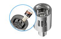 ΑΤΜΟΠΟΙΗΤΉΣ - JOYETECH eGo ONE 2.5ml TC Capable Sub Ohm Atomizer ( Silver ) εικόνα 5