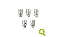 ΑΤΜΟΠΟΙΗΤΉΣ - 5x AVATAR Q18 & Q25 Atomizer Heads (1Ω) εικόνα 1