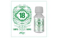 D.I.Y. - 100ml PINK FURY Menthol Base (50% PG, 50% VG, 18mg/ml Nicotine) εικόνα 1