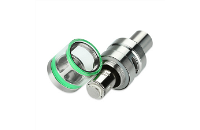 ΑΤΜΟΠΟΙΗΤΉΣ - Eleaf Lyche Cupped Atomizer with RBA Head ( Stainless ) εικόνα 3