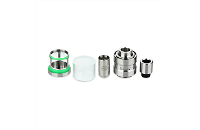 ΑΤΜΟΠΟΙΗΤΉΣ - Eleaf Lyche Cupped Atomizer with RBA Head ( Stainless ) εικόνα 4
