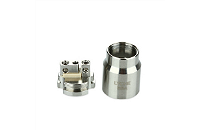 ΑΤΜΟΠΟΙΗΤΉΣ - Eleaf Lyche Cupped Atomizer with RBA Head ( Stainless ) εικόνα 5