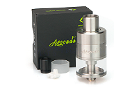 ΑΤΜΟΠΟΙΗΤΉΣ - GEEK VAPE Avocado 24mm RDTA Rebuildable Dripping Tank Atomizer ( Stainless ) εικόνα 1