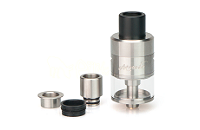 ΑΤΜΟΠΟΙΗΤΉΣ - GEEK VAPE Avocado 24mm RDTA Rebuildable Dripping Tank Atomizer ( Stainless ) εικόνα 3