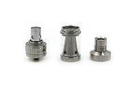 ΑΤΜΟΠΟΙΗΤΉΣ - VISION / VAPROS KinTa Ceramic Coil Atomizer with RBA Kit ( Stainless ) εικόνα 8