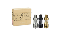 ΑΤΜΟΠΟΙΗΤΉΣ - VISION / VAPROS KinTa Ceramic Coil Atomizer with RBA Kit ( Stainless ) εικόνα 1