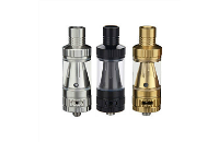 ΑΤΜΟΠΟΙΗΤΉΣ - VISION / VAPROS KinTa Ceramic Coil Atomizer with RBA Kit ( Stainless ) εικόνα 2