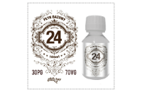D.I.Y. - 100ml PINK FURY Neutral Base (30% PG, 70% VG, 24mg/ml Nicotine) εικόνα 1