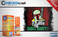 D.I.Y. - 10ml BABA'S BOUNTY eLiquid Flavor by HEXOcell εικόνα 1