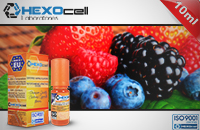D.I.Y. - 10ml FOREST FRUITS eLiquid Flavor by HEXOcell εικόνα 1
