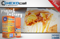 D.I.Y. - 10ml PROJECT ENTROPY eLiquid Flavor by HEXOcell εικόνα 1